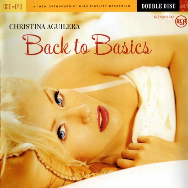 Christina aguilera back to basics lp