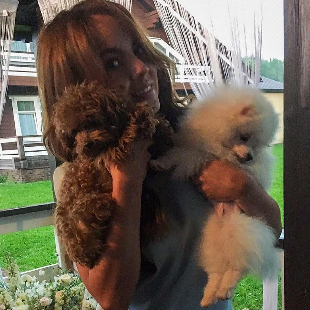 Иван ургант фото с дочерью