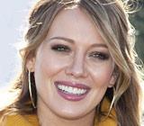 Hilary duff teeth implants