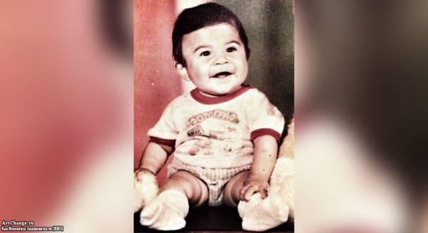 Дони Исламов (MC Doni) в раннем детстве