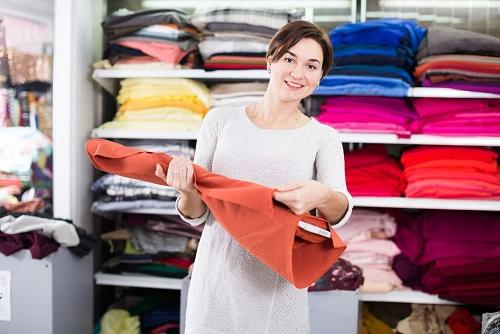 Где закупать ткани для швейного бизнеса