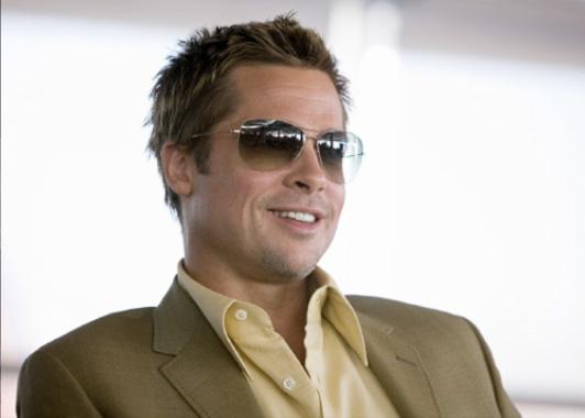 Brad pitt oceans 13 sunglasses