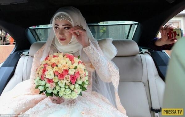 Чеченских невест фото