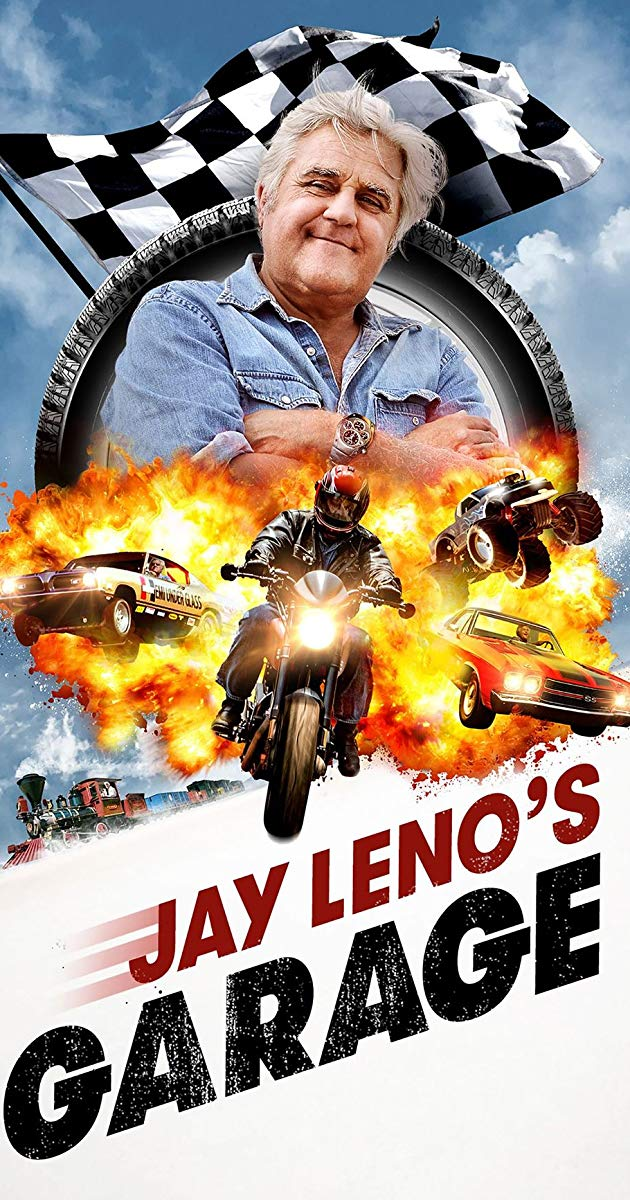 Jay lenos garage tv show