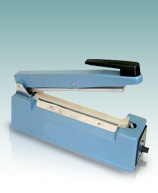 Sealers for plastic bags