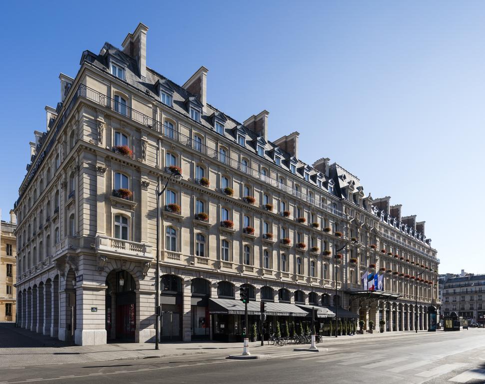 Hilton properties in paris france