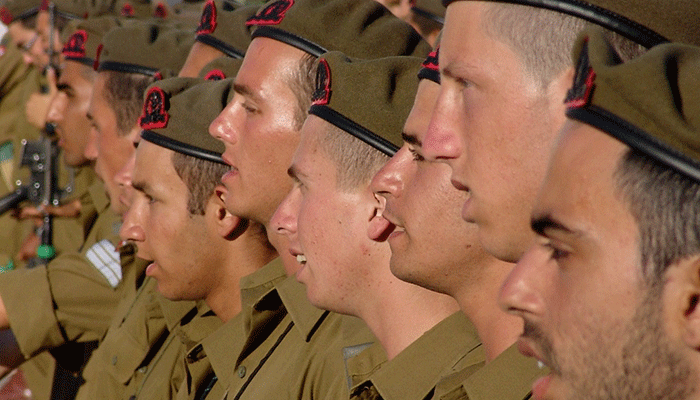 Сон забрали в армию