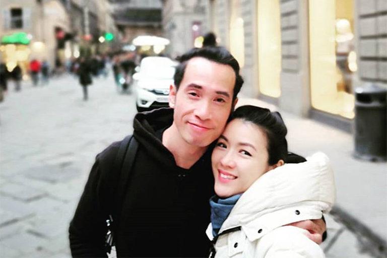Hong kong celebrities couples