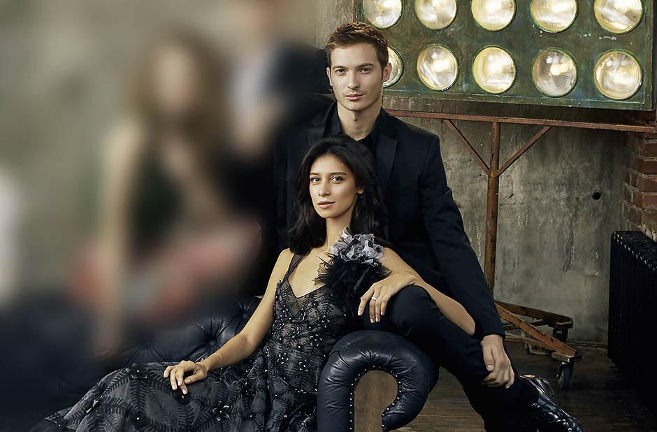 Самые красивые звездные пары России фото [24]