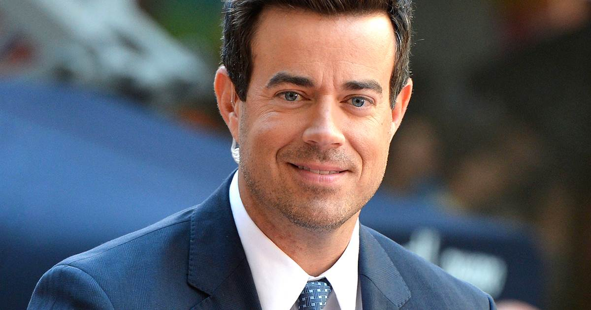 Carson daly not on today show