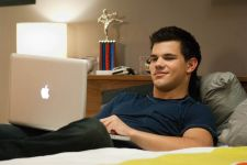 Taylor lautner young pictures
