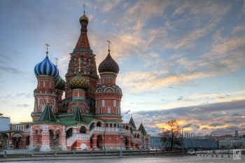 Москва информация