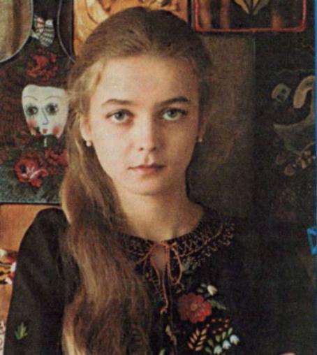 актриса Наталья Вавилова