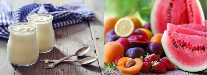 Система Миримановой: продукты на ужин