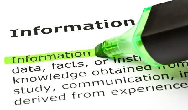 выделение информации в коммерческом предложении