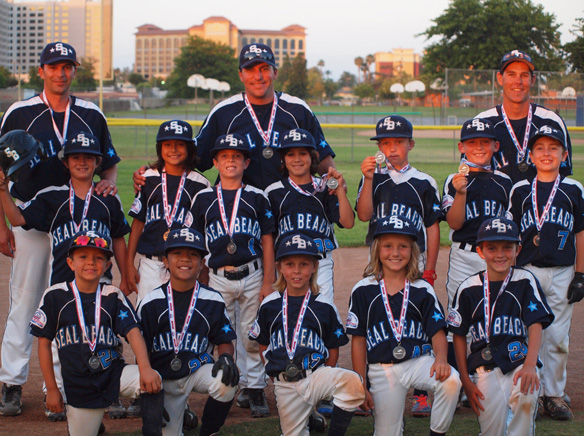 Seal beach pony baseball
