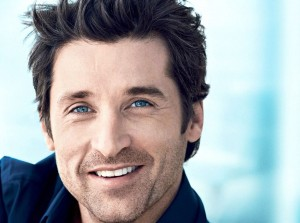 Patrick dempsey height and weight