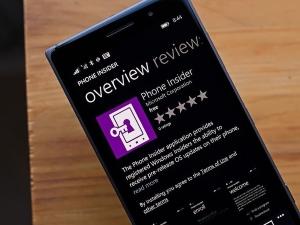 Windows Insider для телефона