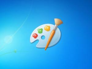 Логотип Microsoft Paint