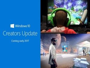 Обновление Creators Update