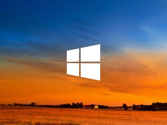 Накопительное обновление для Windows 10