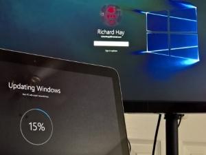 Обновление ОС Windows