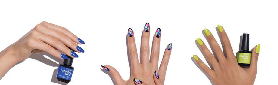 Nails system creative
