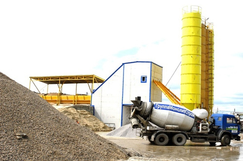 Производство бетона бизнес
