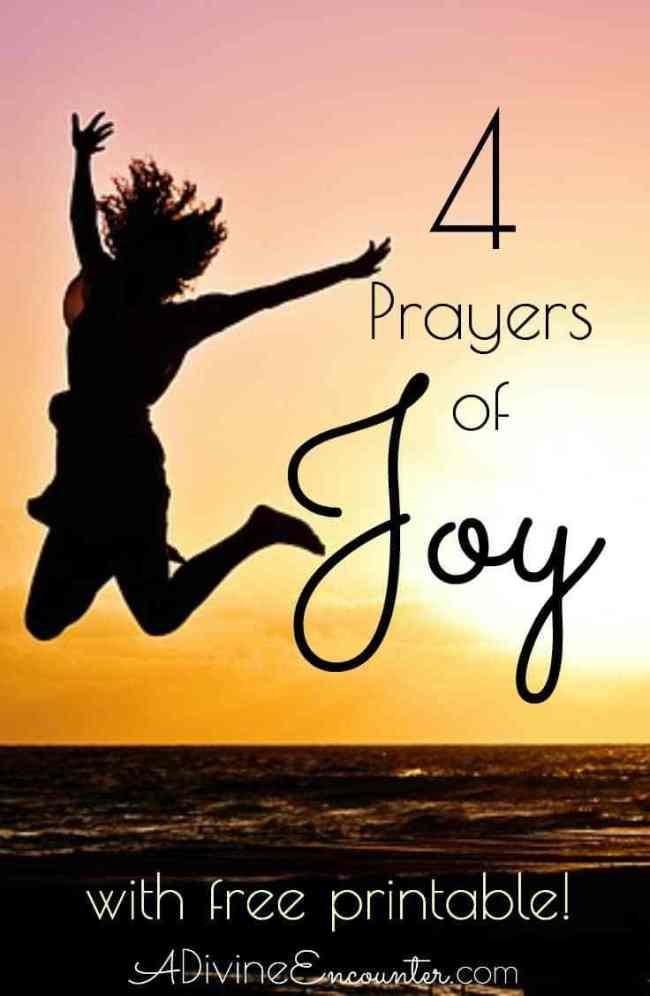 Joy prayers