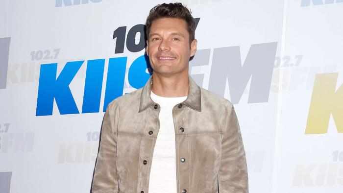 Top 50 countdown with ryan seacrest