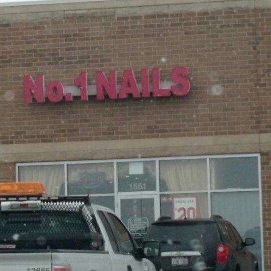 No 1 nails yorkville il