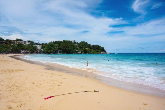 Какой пляж самый красивый на пхукете