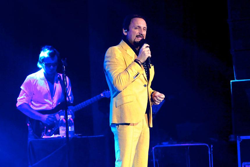 Фото стаса михайлова с концерта