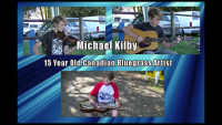 Michael Kilby Bluegrass Artist
