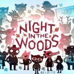 Night in the Woods releasedatum huggs i sten