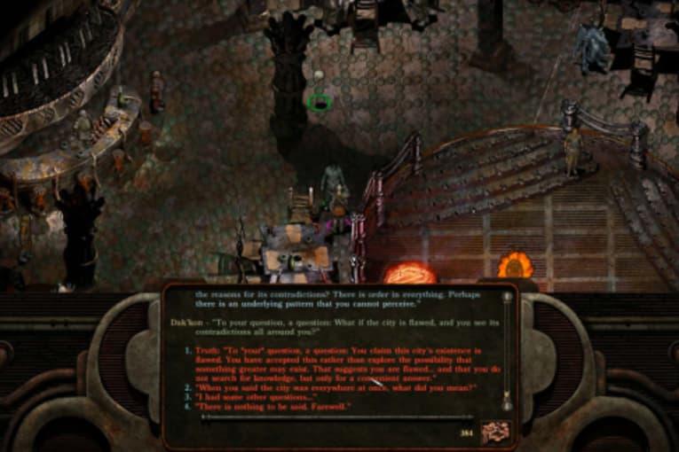 Videorecension: Planescape: Torment – Enhanced Edition