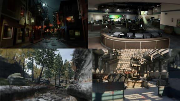 Nytt Modern Warfare Remastered-dlc ute nu till pc