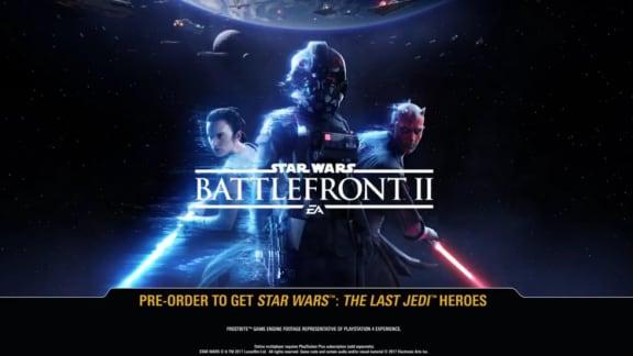 Senaste nytt om Battlefront II