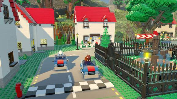 Fynda Lego-spel under helgens Steam-rea