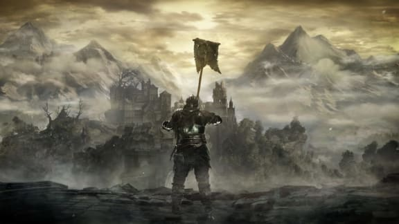 Dark Souls III: The Fire Fades Edition är ute nu