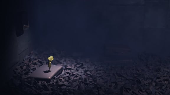 Oheligt helgmyz: Little Nightmares