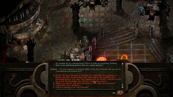 Videorecension: Planescape: Torment – Enhanced Edition
