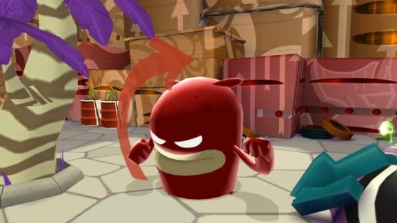 Förresten, De Blob är ute på Steam nu