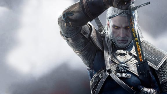 The Witcher får en Netflix-serie