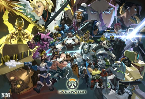 Jubileumseventet för Overwatch har börjat nu
