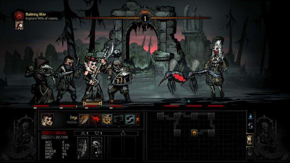 Darkest Dungeon-expansion släpps den 19 juni