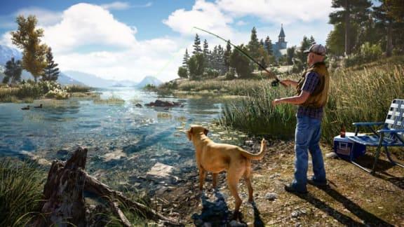 Far Cry 5 har co-op-stöd för två spelare