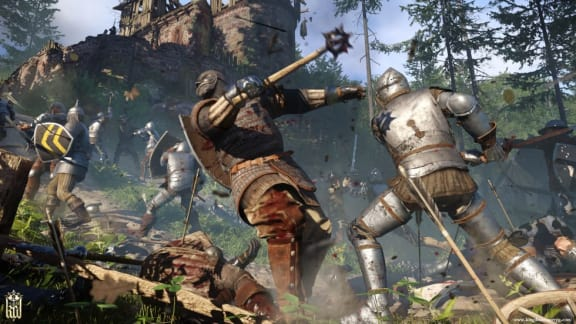Ny storytrailer för Kingdom Come: Deliverance