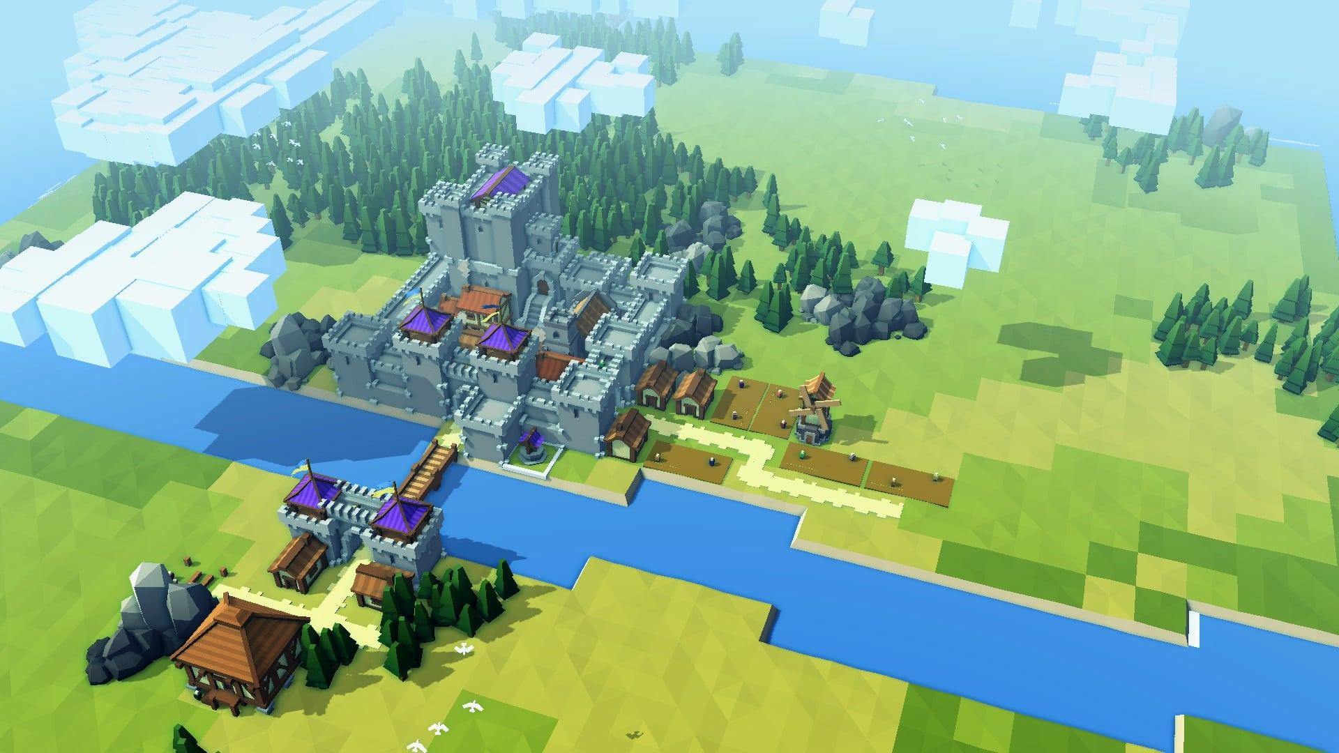 Försvara din by i kommande Kingdoms and Castles