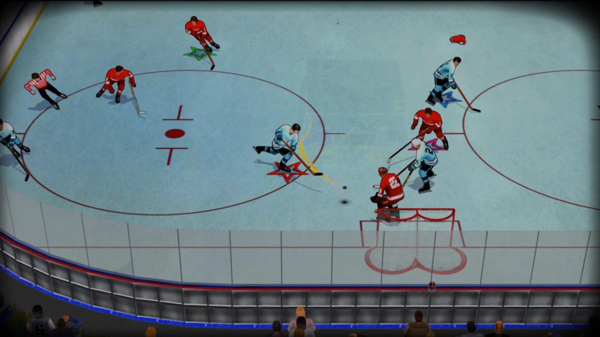 Old Time Hockey släpps den 28 mars